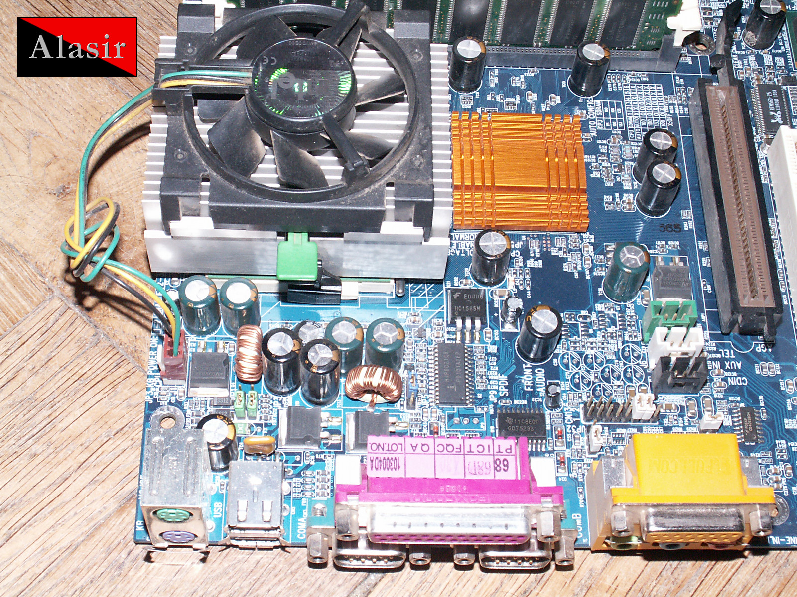 Ramspeed Intel Pentium Iii 1 00ghz With Gigabyte 60xe And
